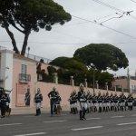 Render Solene da Guarda ao Palácio Nacional de Belém