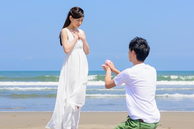 成功率高め!女性が憧れるプロポーズの場所とは?