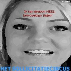 Het SollicitatieCircus_113 heel betrouwbaar liegen