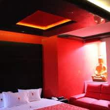 Motel Shangai Puebla buda