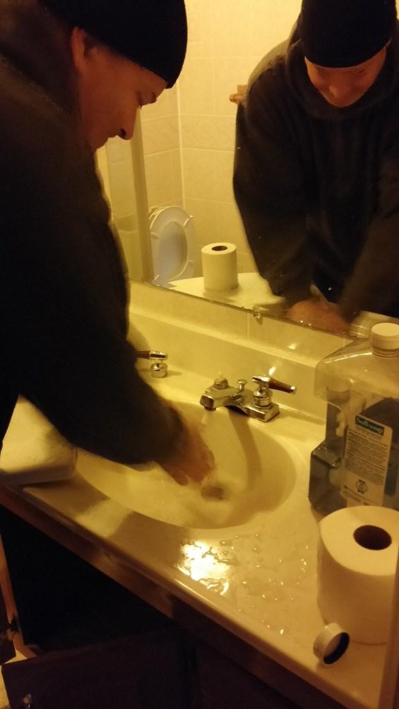 motel plumbing