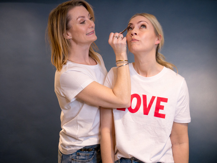 Spør makeupartisten