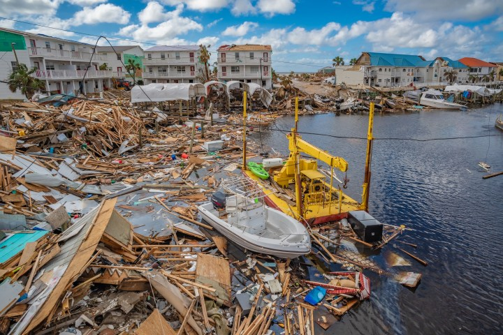 The Florida Panhandle, Four Months After