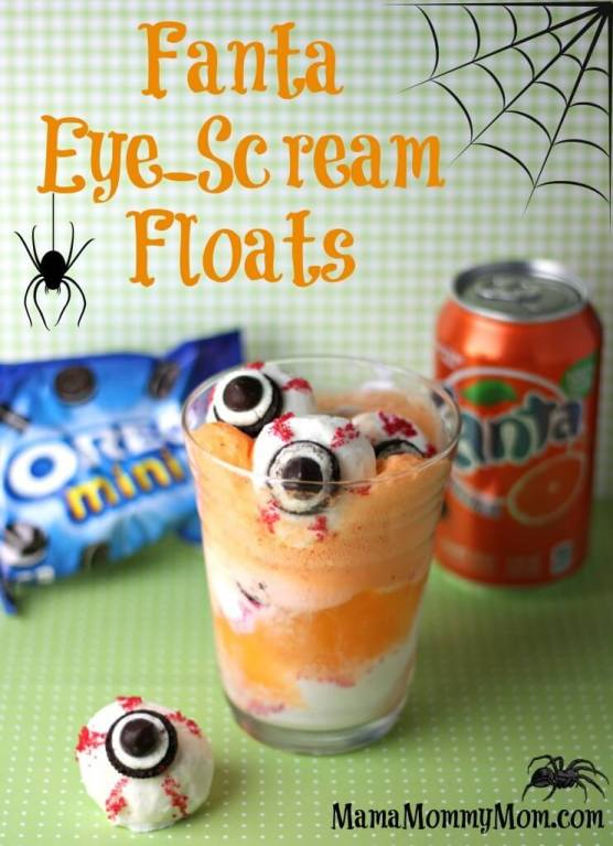 Halloween treats, Hallowen foods