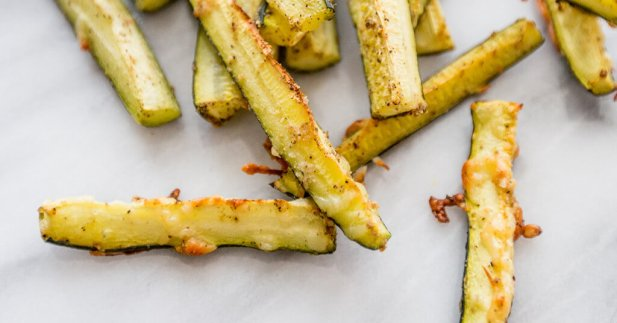 zuccchini recipes, zucchini fries