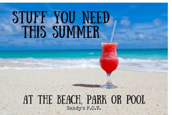 beach tips, pool tips, summer tips