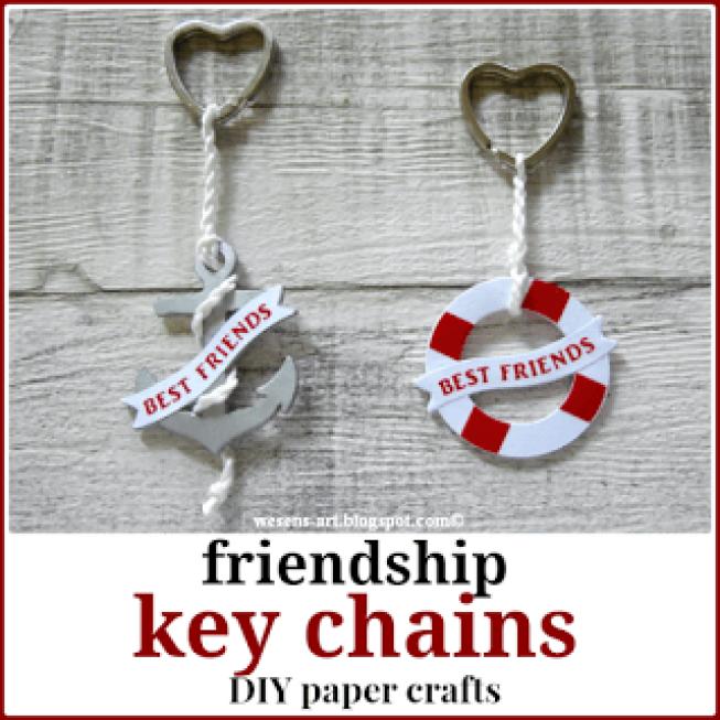 DIY, friendship gifts,