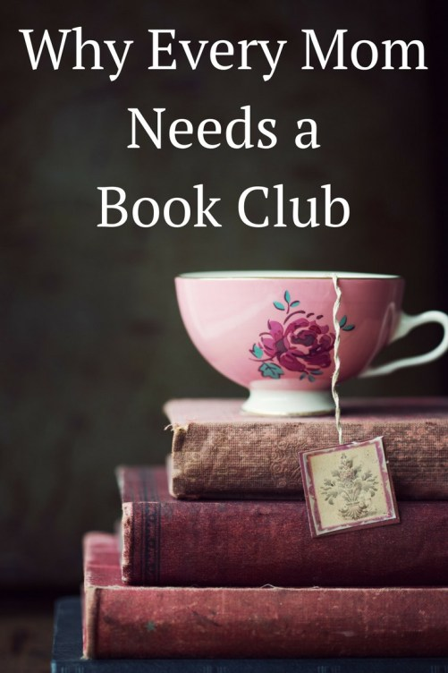 Week 161 Why Every Mom Needs a Book Club from Health Home and Heart