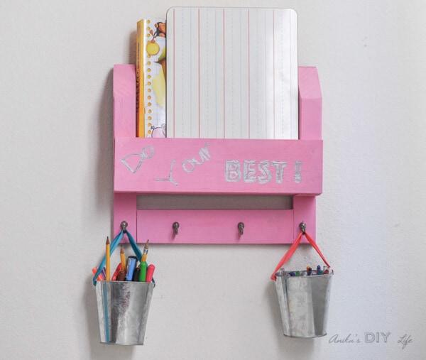 Desk Organizers for Kids