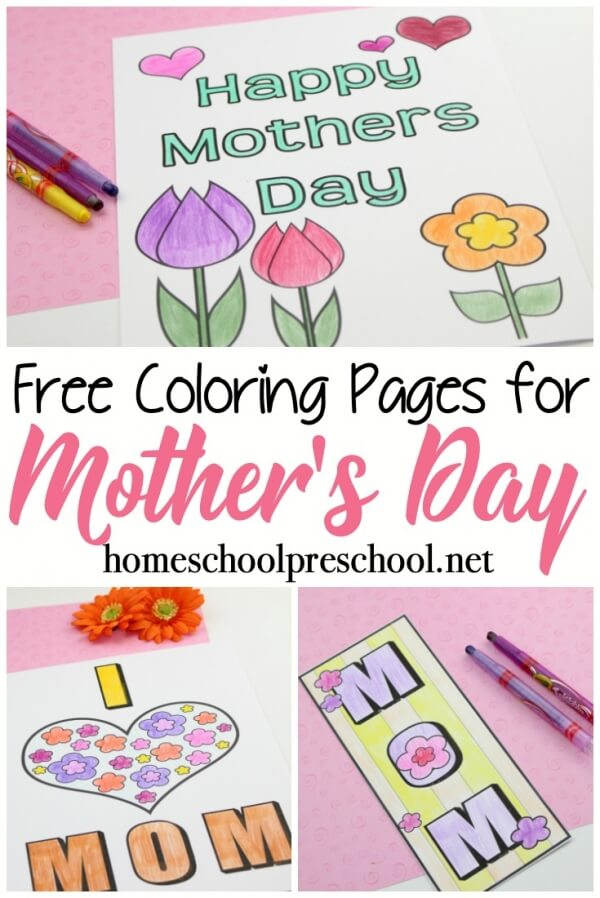 Kid's Mother Day Ideas