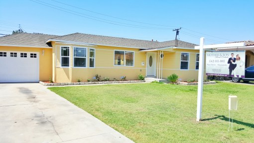 SOLD! 8732 Cherokee Drive, Downey CA | 2 BED 1.5 BATH | 929 SQ FT. |6,832 LOT SIZE CLICK FOR MORE DETAILS