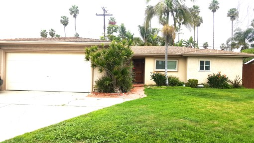 SOLD! 7631 Alberta Dr., Huntington Beach CA 92648 | 3 BED | 2 BATH | 2 CAR GARAGE | 6,400 SQ FT LOT