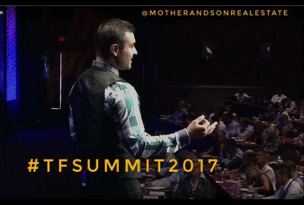 SUMMIT + NEW LISTING + A TESTIMONIAL