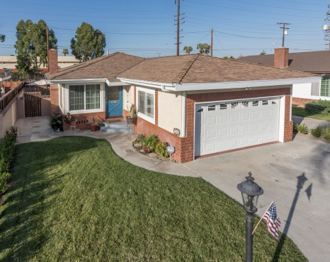 7549 Pivot St, Downey, CA 90241 | 3 BED | 2 BATH | 2 CAR GARAGE | 1,318 LIVING SQ FT