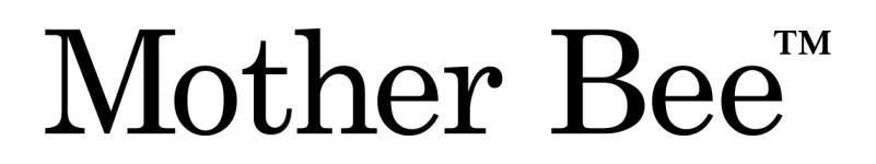 Mother Bee Logotype