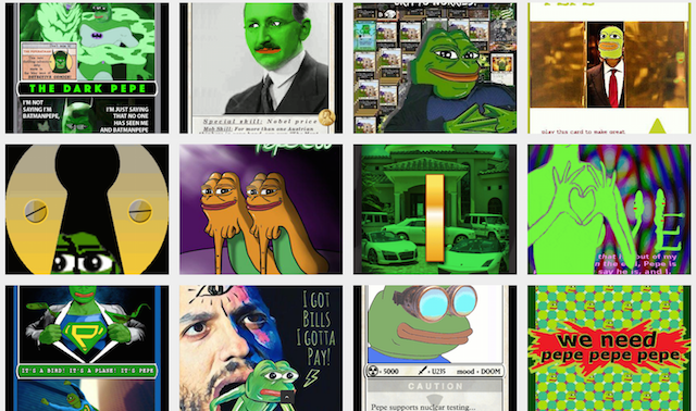 Meme Collectors Are Using The Blockchain To Keep Rare Pepes Rare