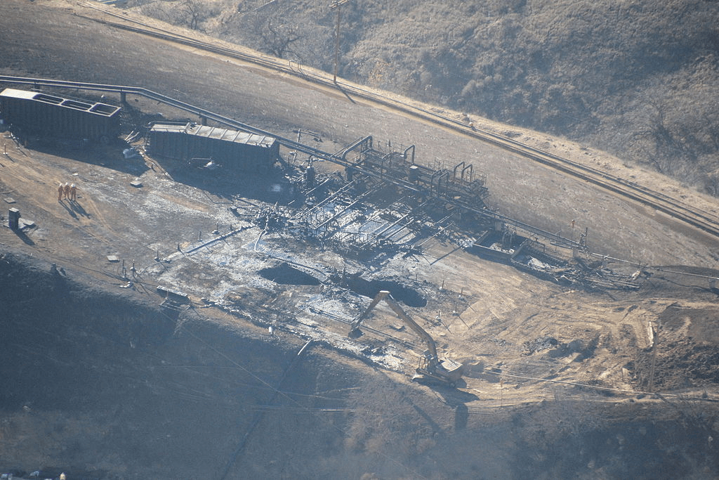 The Company Behind the Methane Disaster Knew It's Well Was Leaking 24 Years Ago 1452276223333111