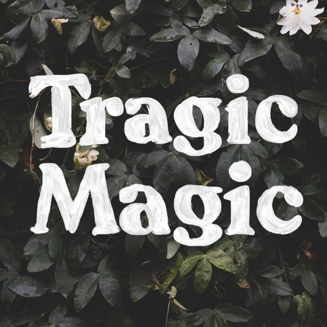 Night Bus Revival Tragic Magic Album Art
