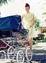 Louis Vuitton Lace Dress