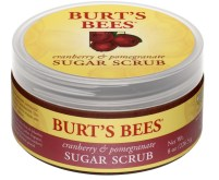 Burts Bees Cranberry and Pomegranate Sugar Scrub