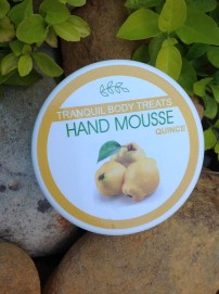 Quince Hand Mousse