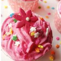 Cupcake Bath Fizzy