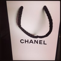 Spoils from Chanel