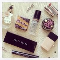 Today's makeup picks