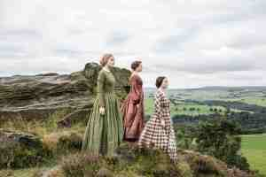 The Bronte Sisters Masterpiece Photo