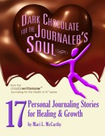 Dark Chocolate for the Journaler's Soul cover image