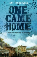 One Came Home cover image