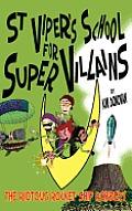 St. Viper's School for Super Villains cover image