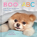 Boo ABC cover image