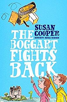 The Boggart Fights Back cover image