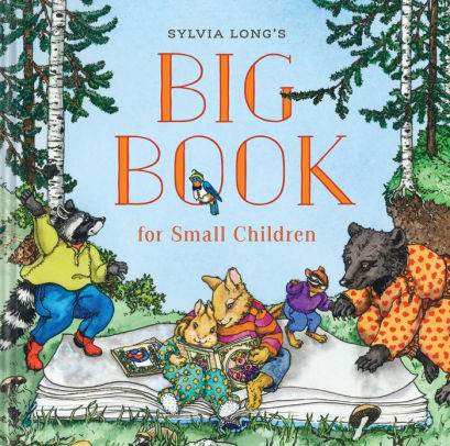 Sylvia Longs Big Book for Small Children cover image