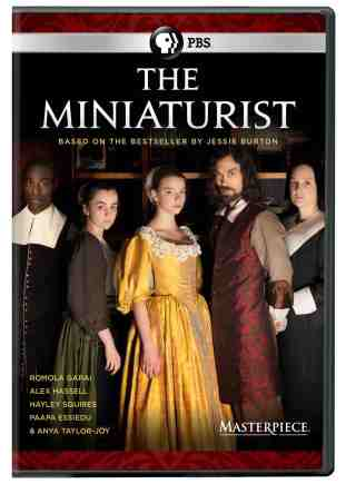 The Miniaturist DVD cover