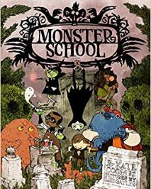 Monster School cover image