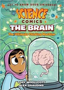 Science Comics The Brain cover image