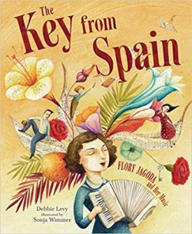 The Key from Spain cover image