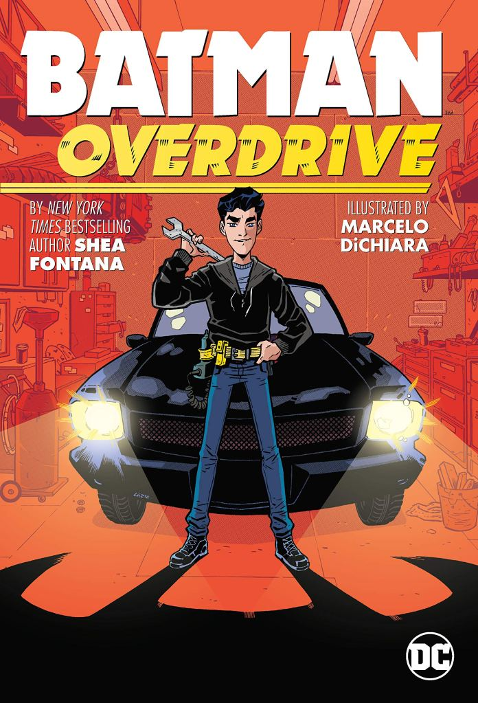 Batman Overdrive cover image