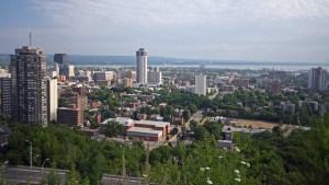 Hamilton Skyline Views