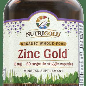 NutriGold Zinc Gold - 15 mg