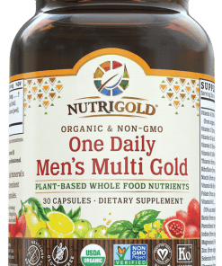 NutriGold One Daily Men's Multi Gold Multivitamin