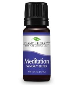 Plant Therapy - Meditation Synergy Blend Essential Oil