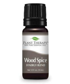 Plant Therapy -Wood Spice Synergy Blend Essential Oil