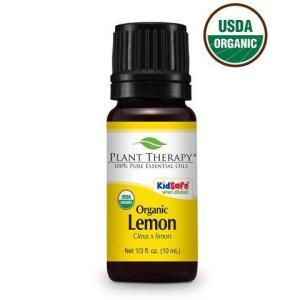 Plant Therapy - Lemon ORGANIC Essential Oil