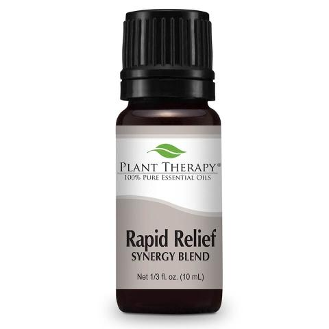 Plant Therapy - Rapid Relief Synergy Blend Essential Oil