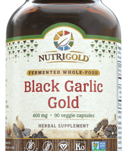 NutriGold Black Garlic Gold