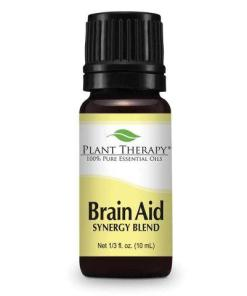 Plant Therapy - Brain Aid Synergy Blend Essential Oil