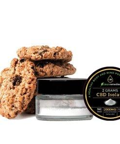 Clean Remedies - +99% Pure CBD Isolate Powder